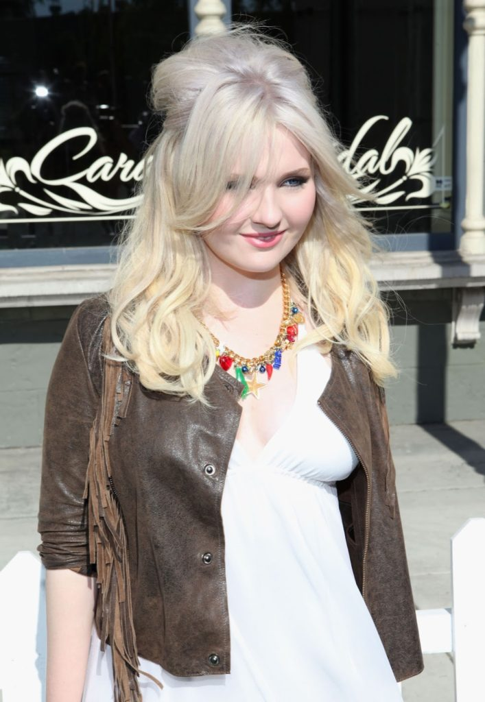 Abigail Breslin Thighs Wallpapers