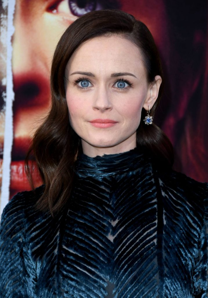 Alexis Bledel Working Out Images