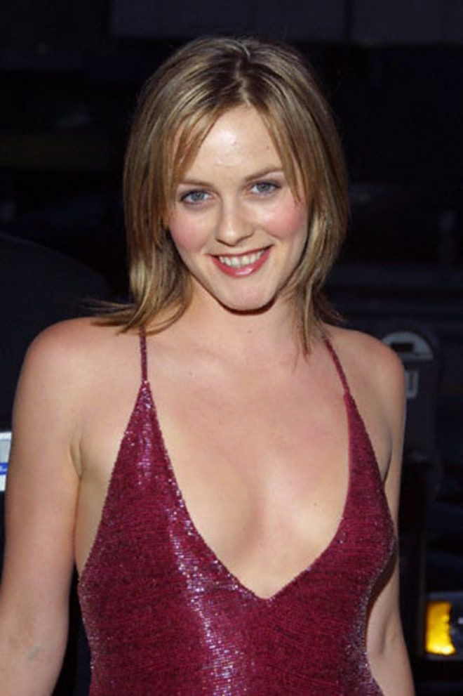 Alicia Silverstone Topless Wallpapers