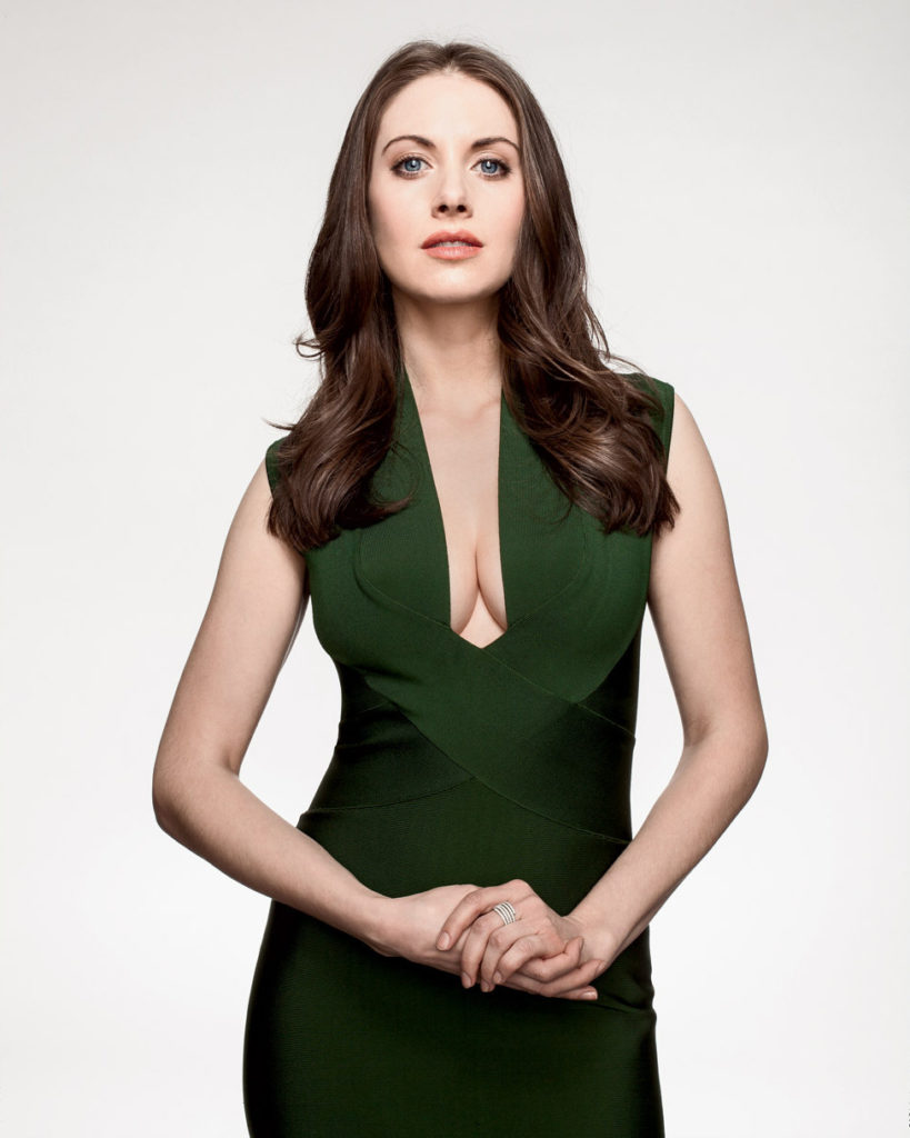 Alison Brie Tattoos Wallpapers