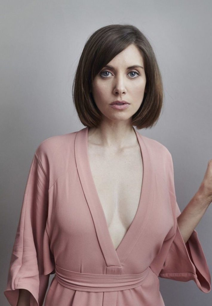 Alison Brie Without Makeup Photos