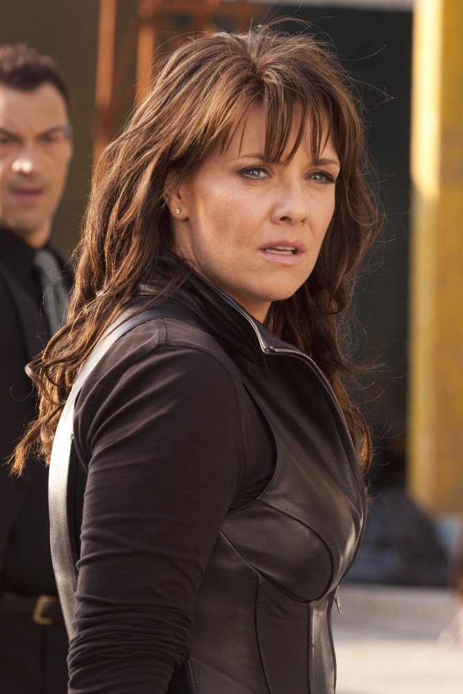 Amanda Tapping Hair Style Wallpapers