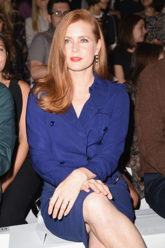 Amy Adams Blonde Hair Photos