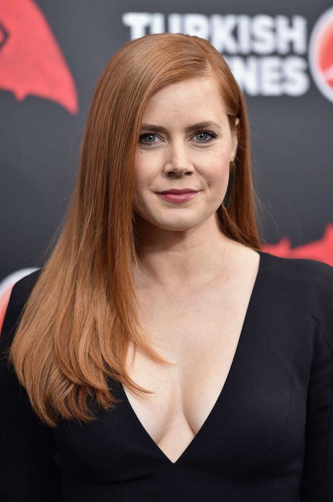 Amy Adams Bra Cleavage Photos
