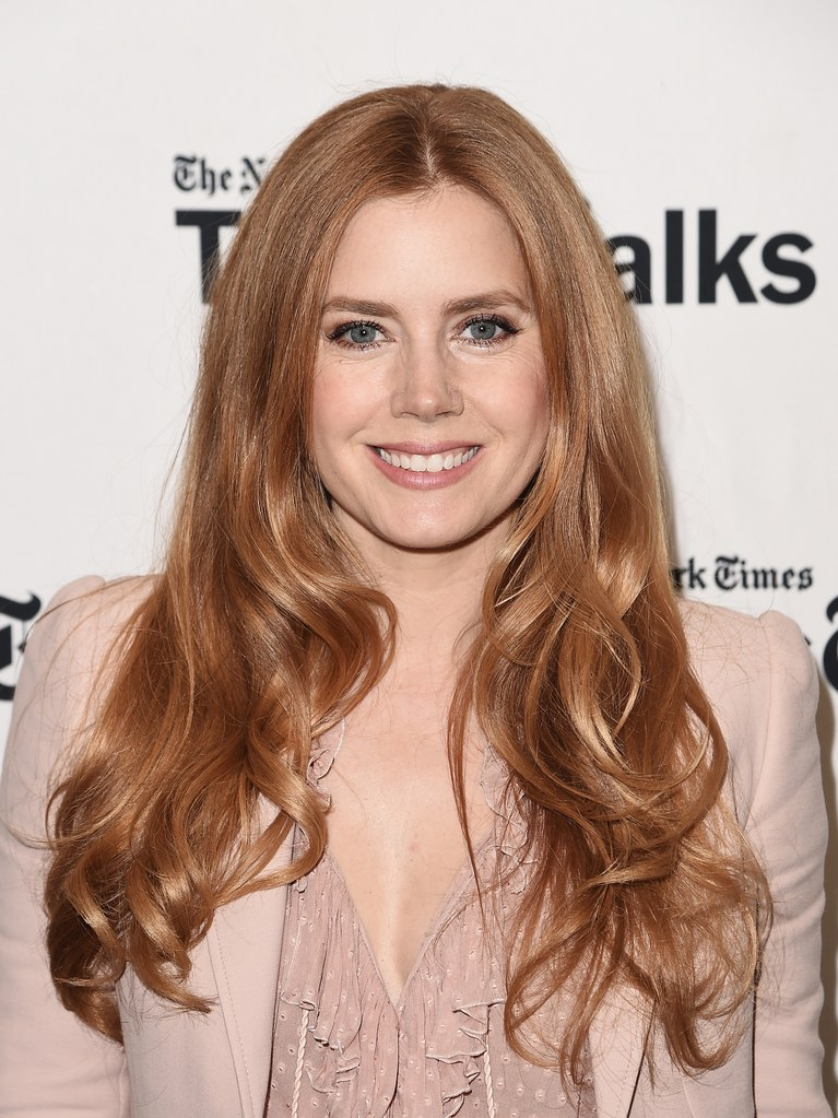 Amy Adams Cute Smile Images