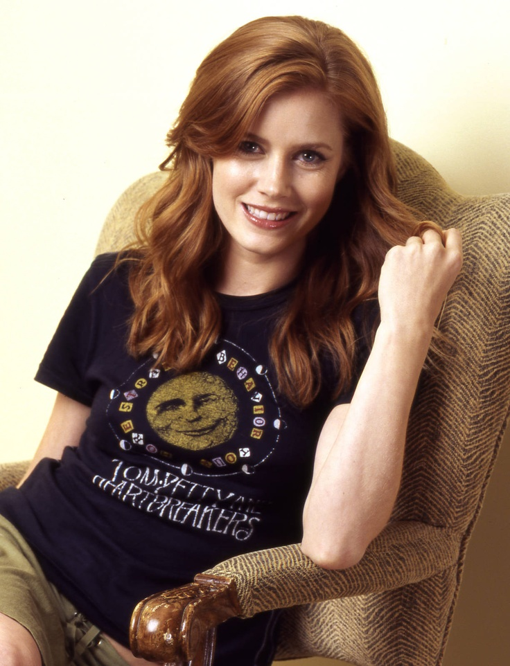 Amy Adams Hair Color Pics