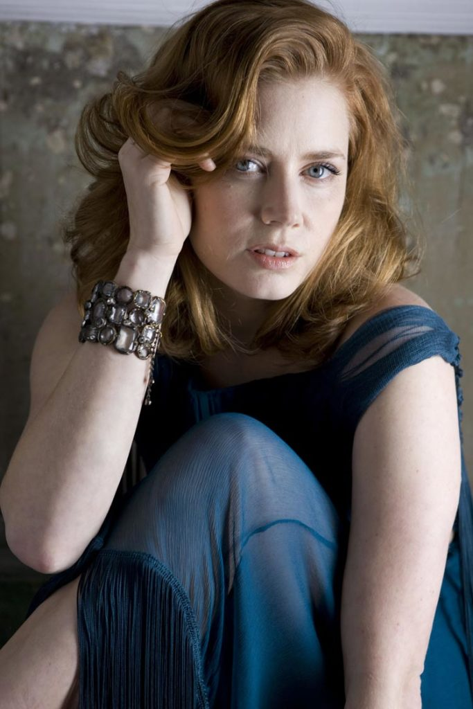 Amy Adams Hair Style Photos