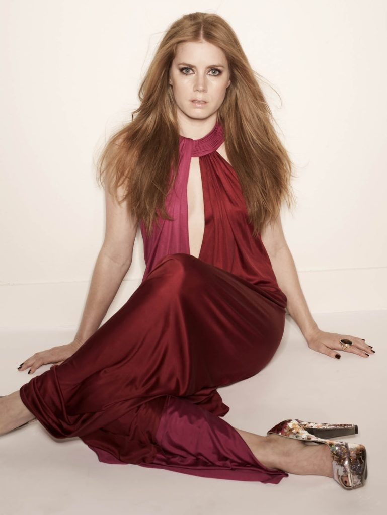Amy Adams High Heels Photos