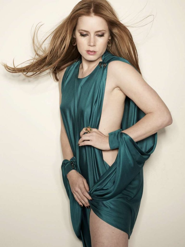 Amy Adams In Undergarment Photos