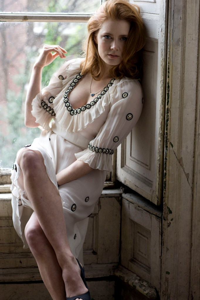 Amy Adams Lingerie Photos
