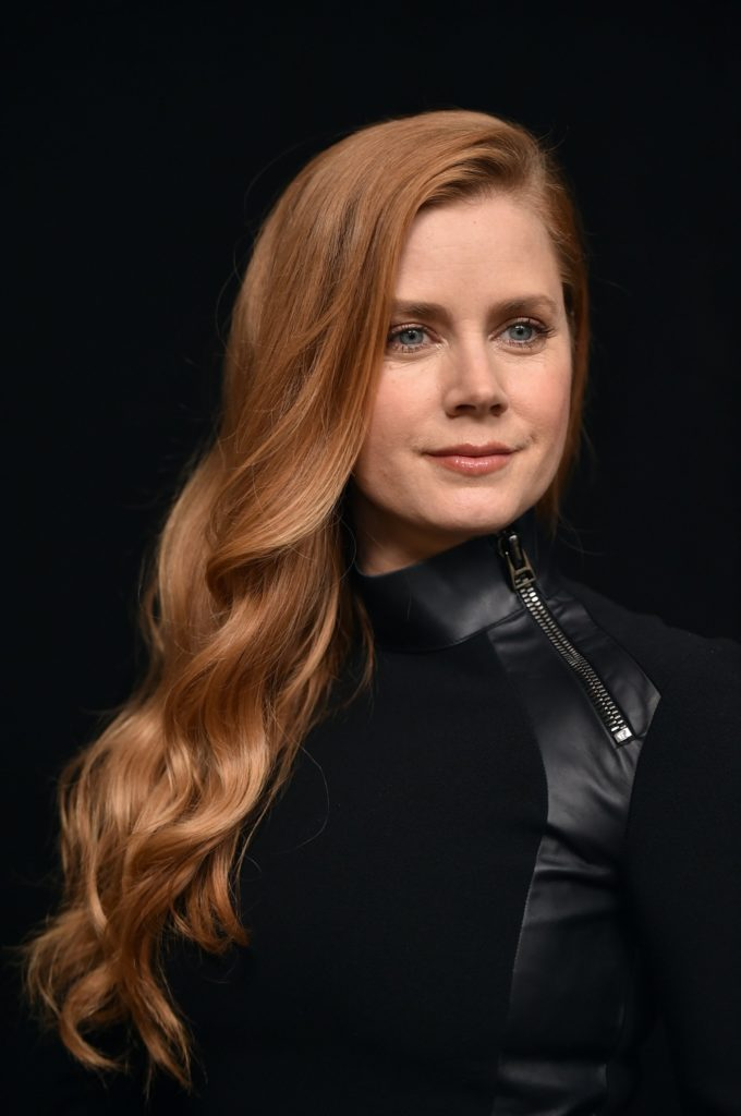 Amy Adams Long Hair Style Photos