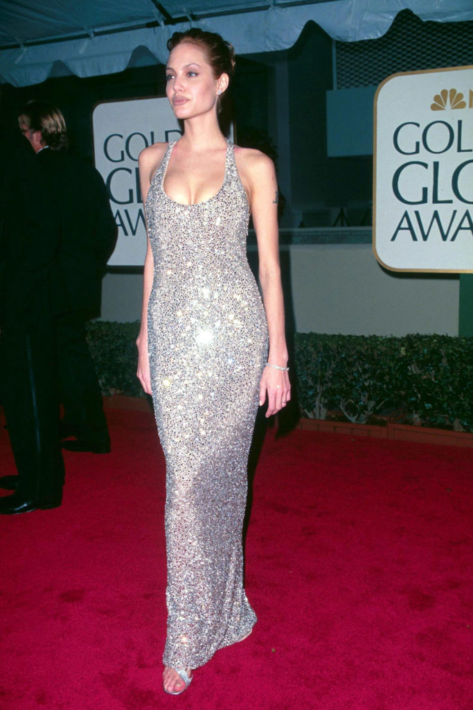 Angelina Jolie Young Images