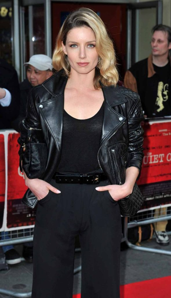 Annabelle Wallis New Images