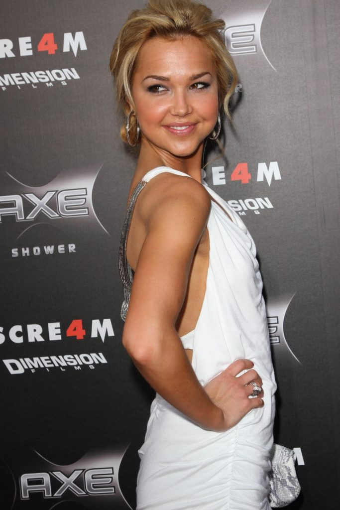 Arielle Kebbel Oops Moment Photos
