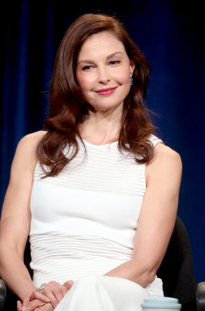 Ashley Judd Haircut Pictures