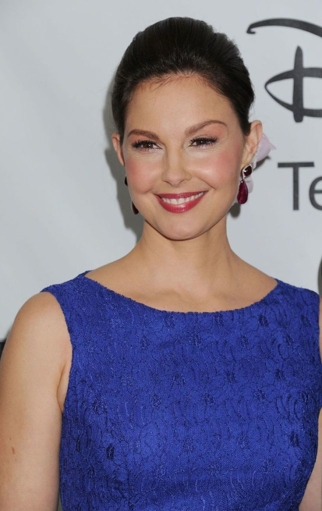 Ashley Judd Working Out Pictures