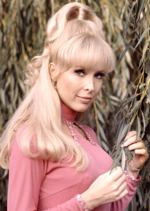 Barbara Eden Hair Style Pictures