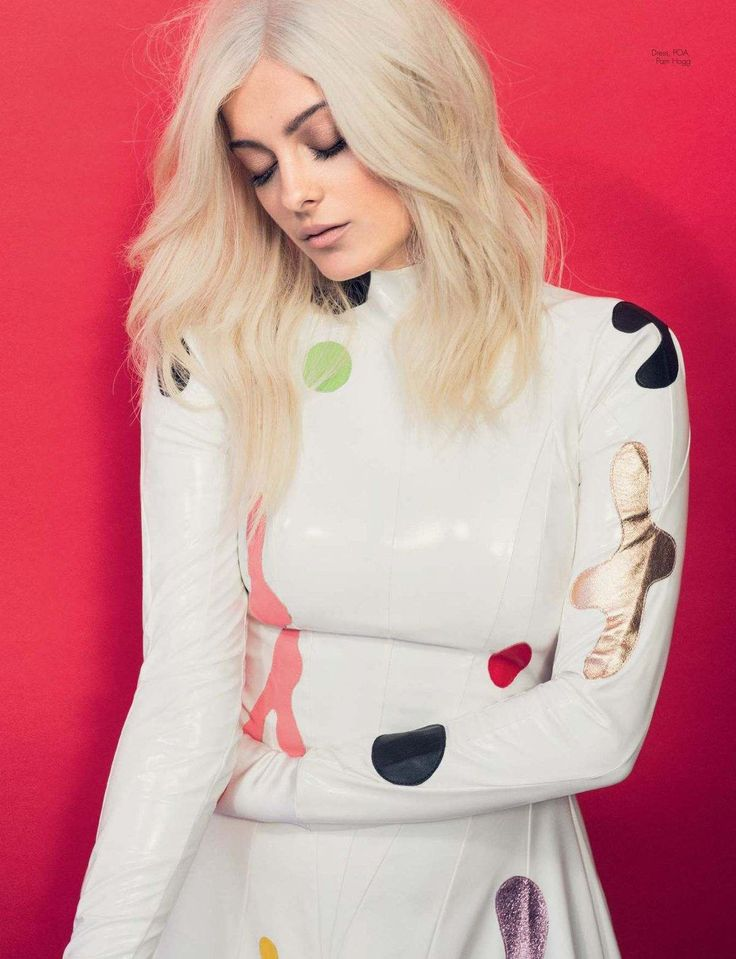 Bebe Rexha Hair Style Pictures