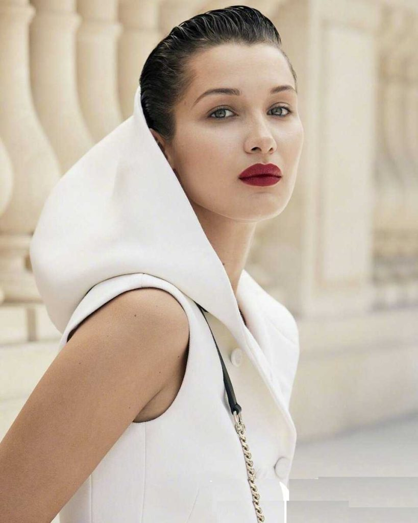 Bella Hadid Haircut Pictures