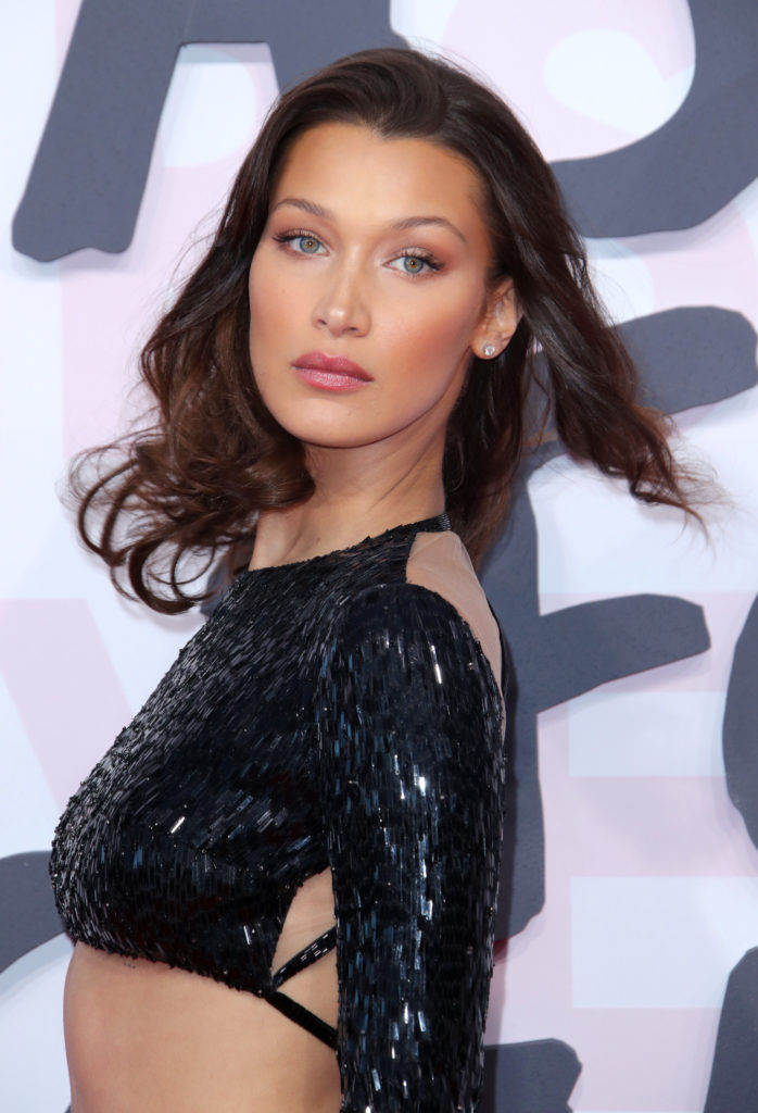 Bella Hadid Working Out Pictures