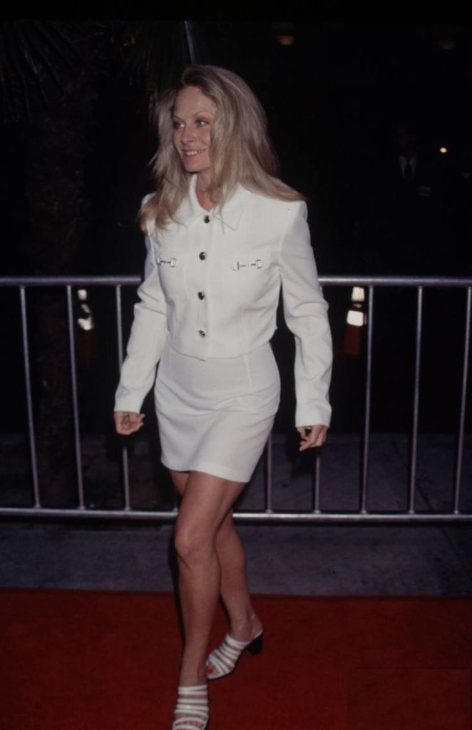 Beverly D'Angelo Legs Images