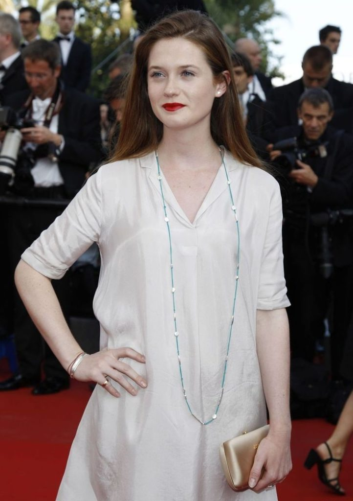 Bonnie Wright No Makeup Wallpapers