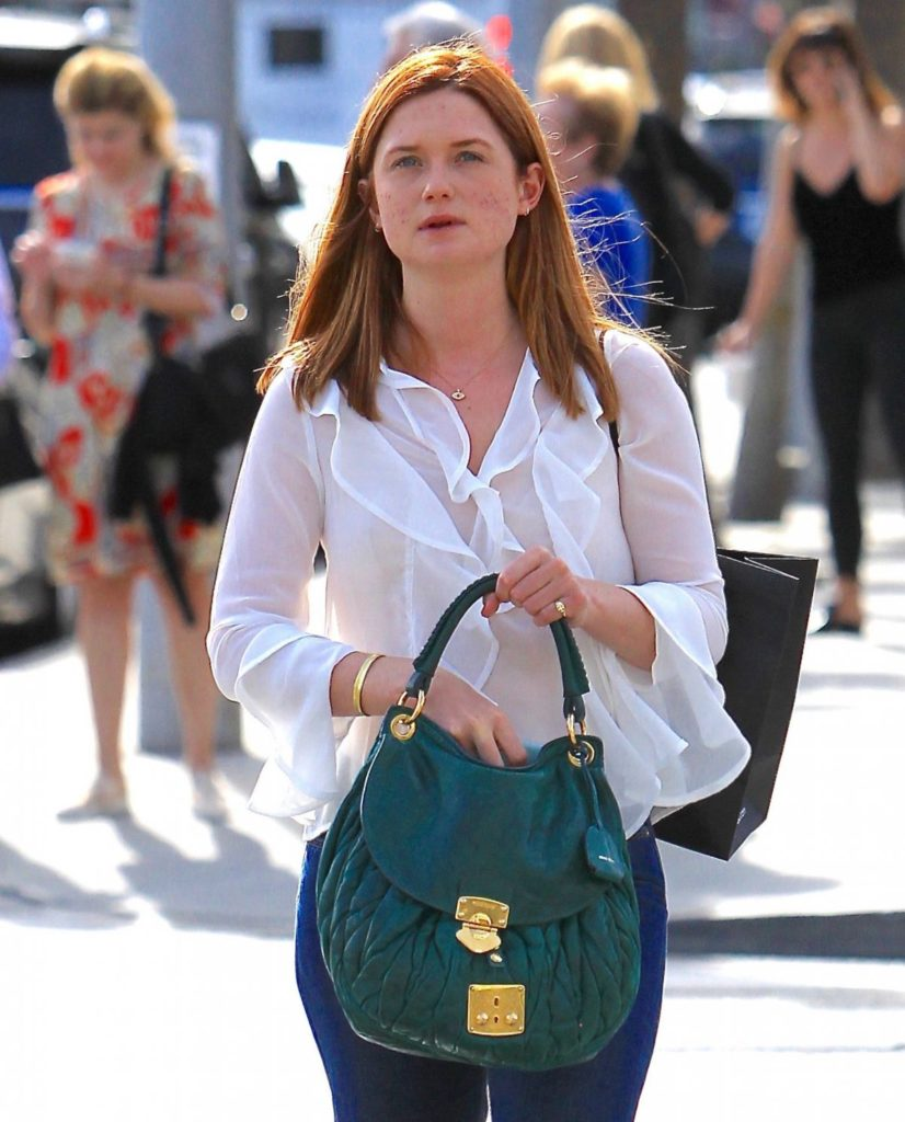 Bonnie Wright Pictures