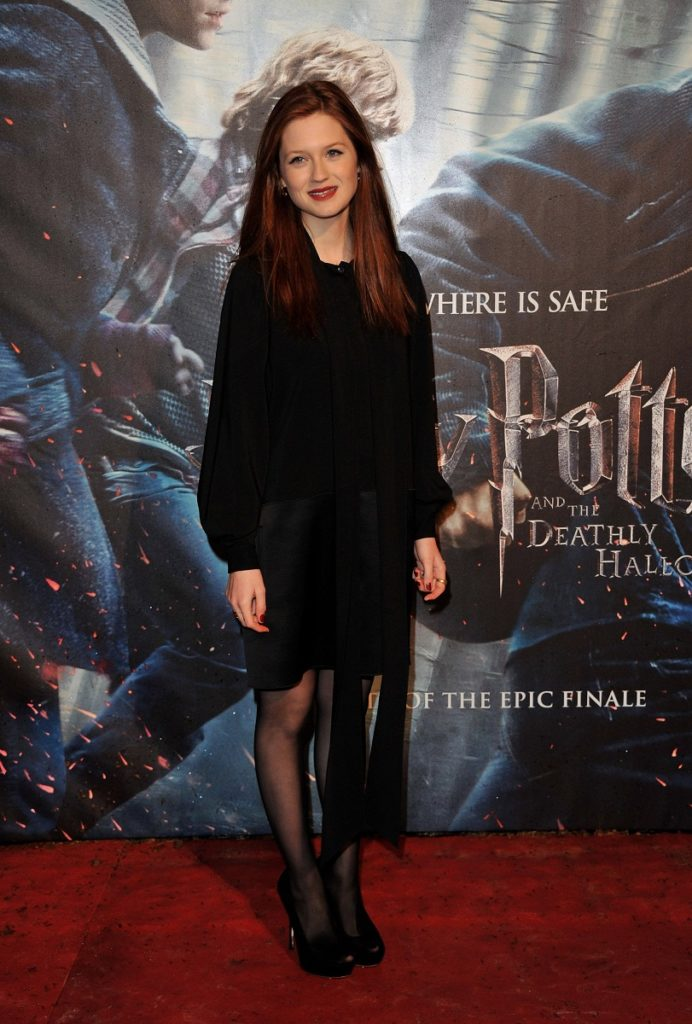 Bonnie Wright Shorts Wallpapers