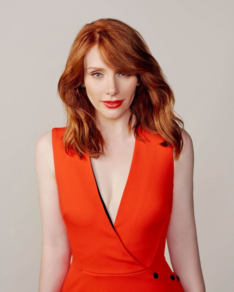 Bryce Dallas Howard Braless Pictures