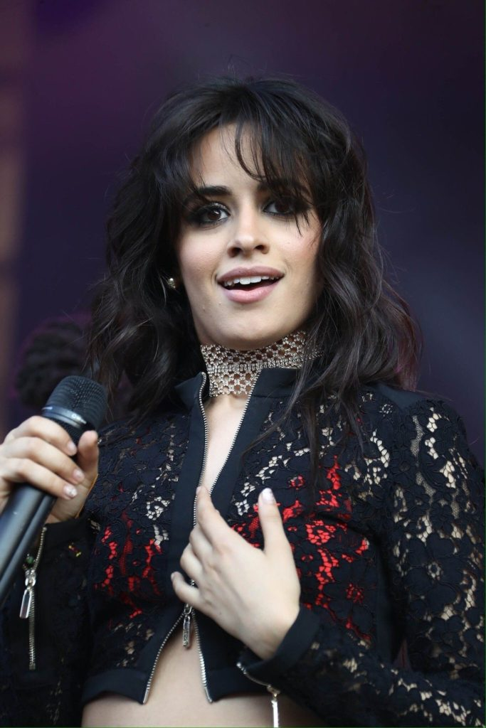 Camila Cabello Feet Wallpapers