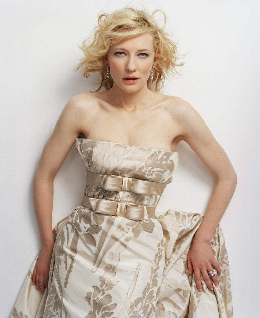 Cate Blanchett Cute Wallpapers