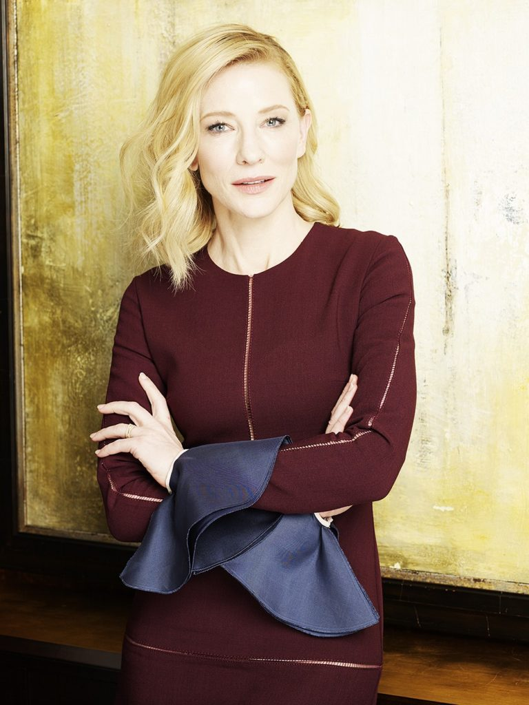 Cate Blanchett Oops Moment Wallpapers