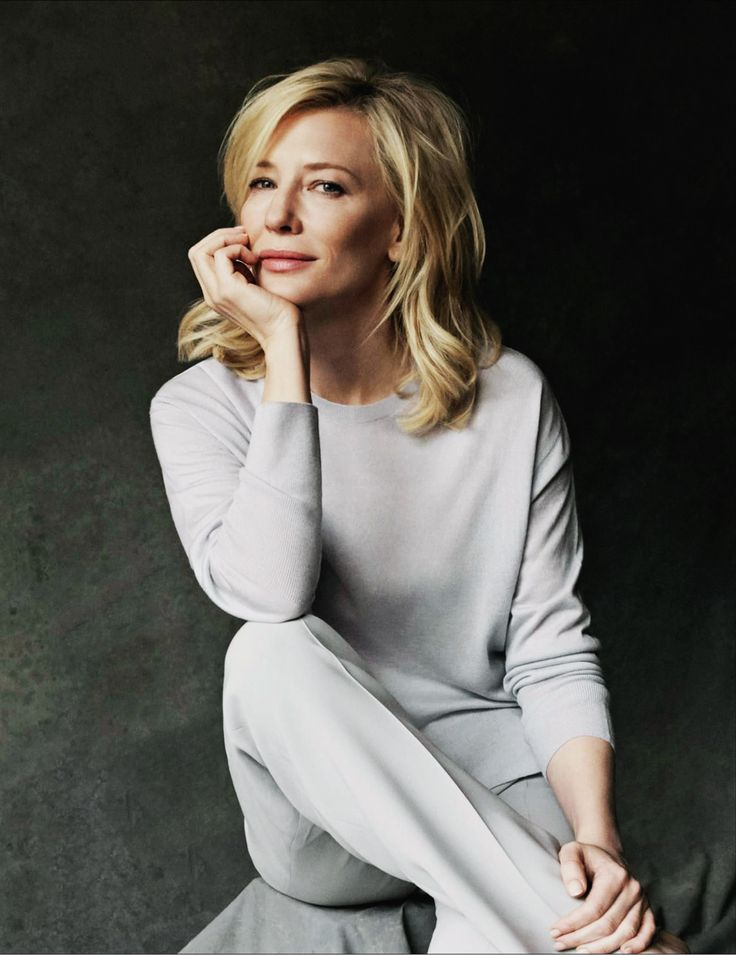 Cate Blanchett Sexy Eyes Photos