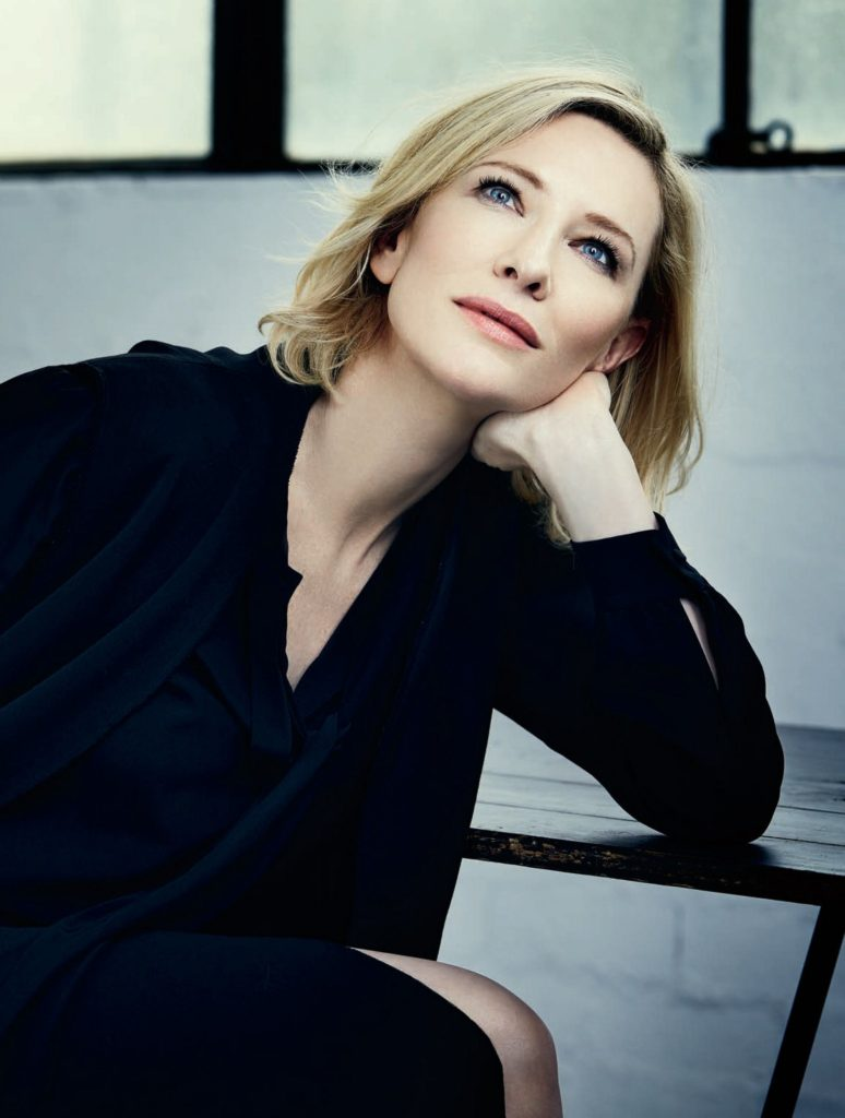 Cate Blanchett Short Hair Wallpapers