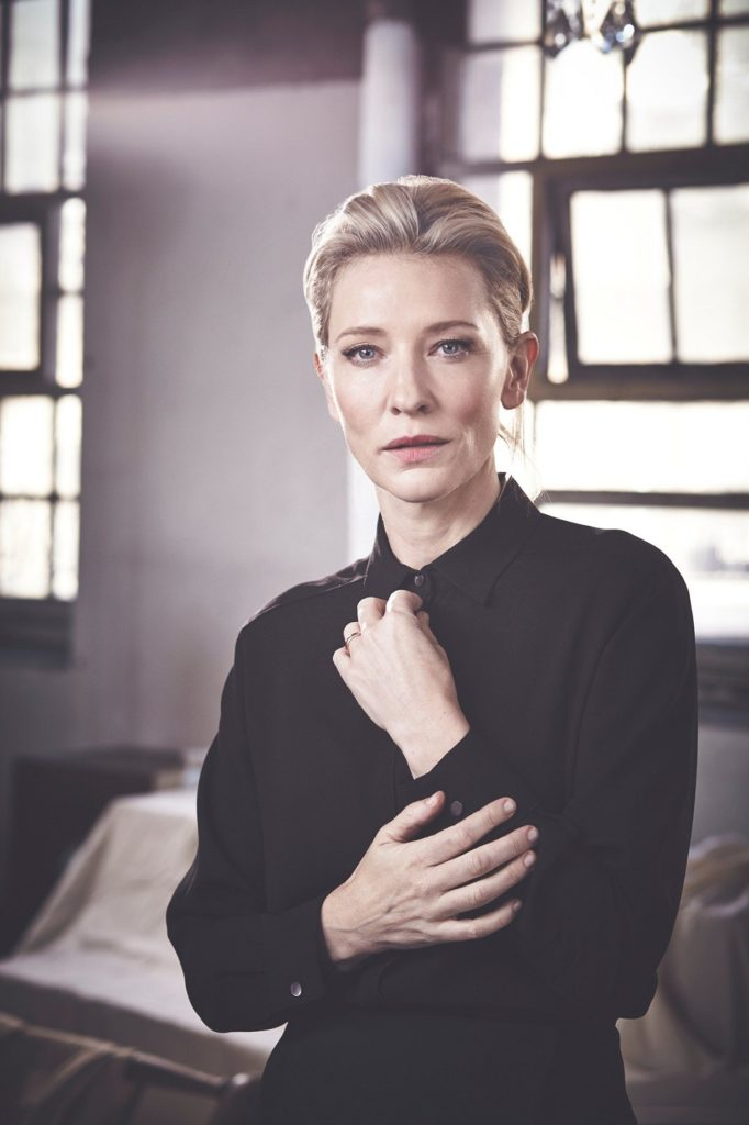 Cate Blanchett Without Makeup Wallpapers
