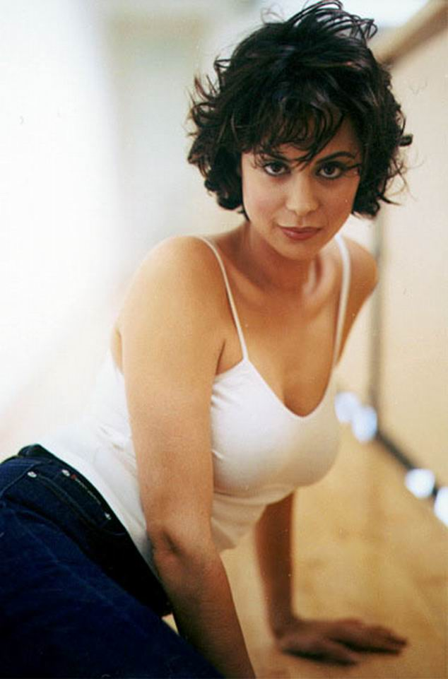 Catherine Bell Braless Images