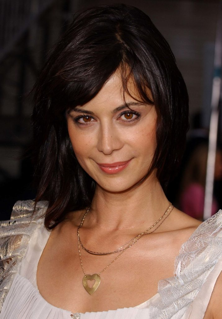 Catherine Bell Cleavage Photos