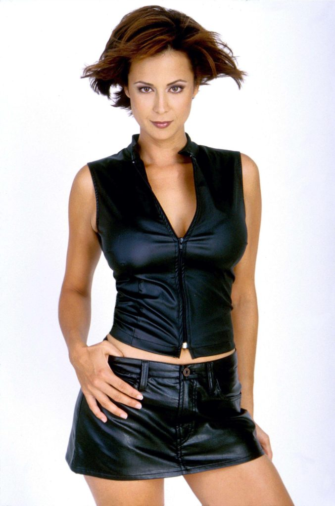Catherine Bell Thighs Pictures