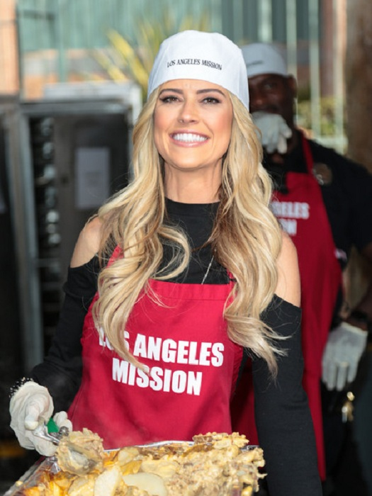 Christina Anstead Cute Images