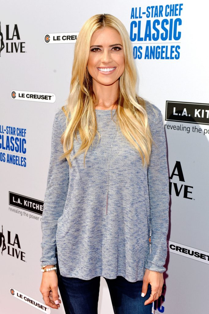Christina Anstead Oops Moment Images