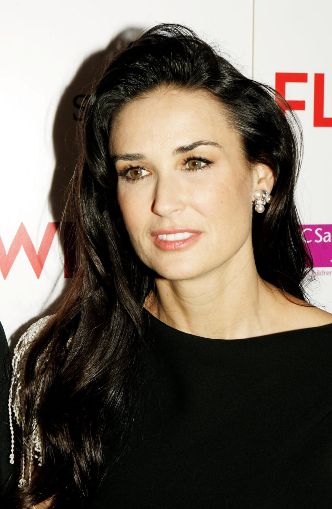 Demi Moore Cute Images