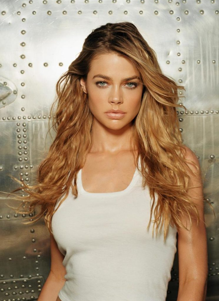 Denise Richards Workout Wallpapers