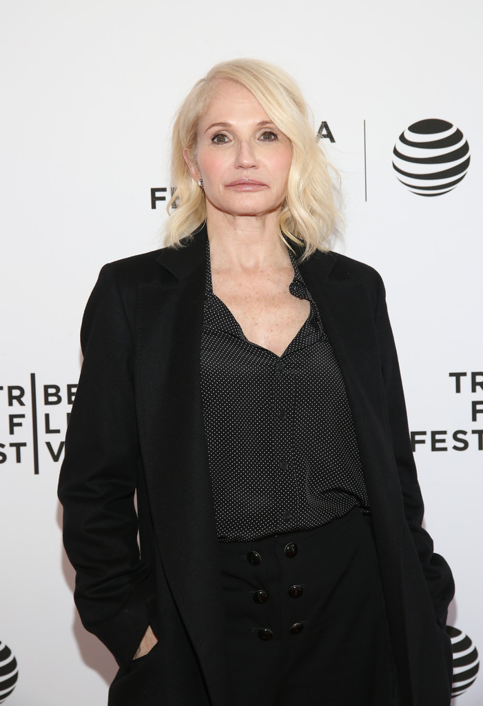 Ellen Barkin No Makeup Pictures