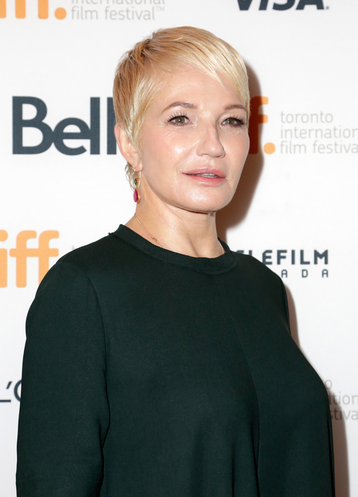 Ellen Barkin Workout Pictures
