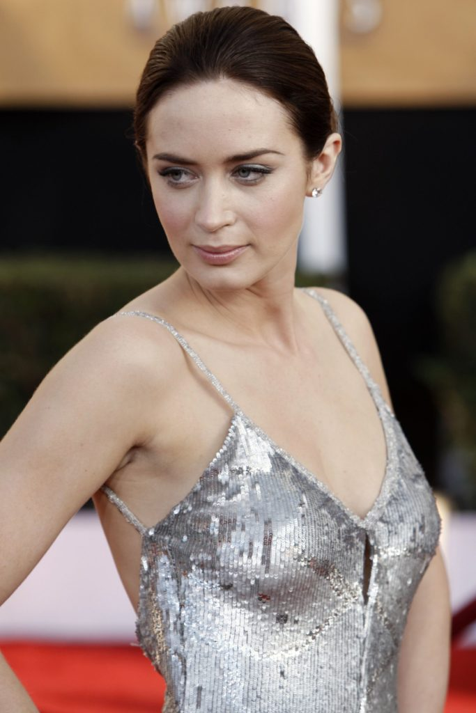 Emily Blunt Topless Images