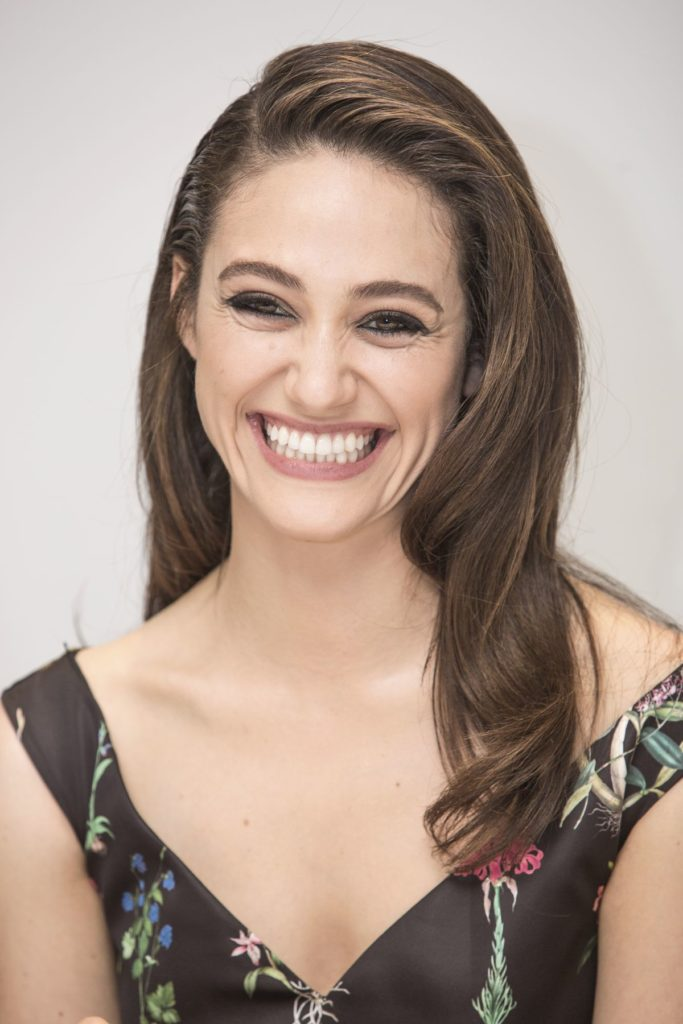 Emmy Rossum Oops Moment Photos