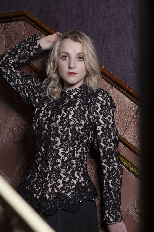 Evanna Lynch Jeans Photos