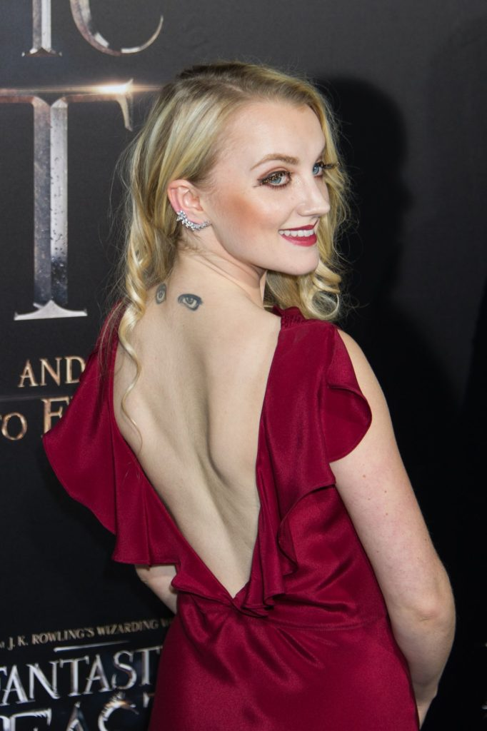 Evanna Lynch Oops Moment Images