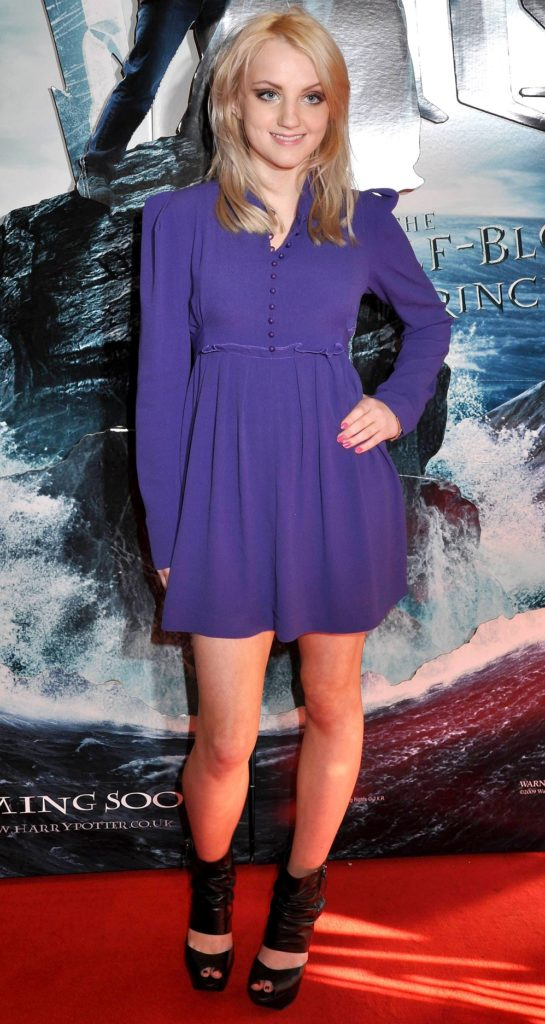 Evanna Lynch Swimsuit Pictures