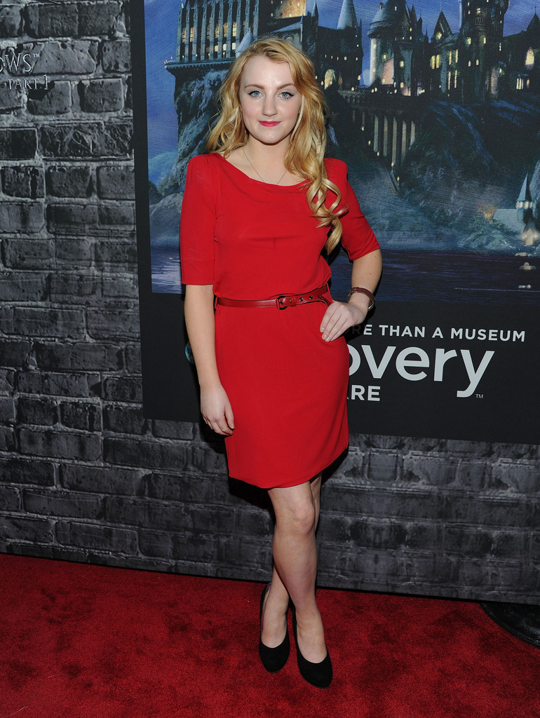 Evanna Lynch Thighs Wallpapers
